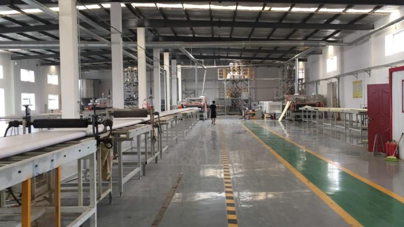 Tianjin Komez CO2 Foam XPS Lines