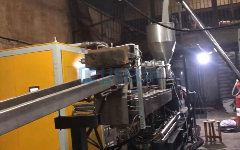 350~450kg/h PET Popcorn Recycling Line Project in Indonesia