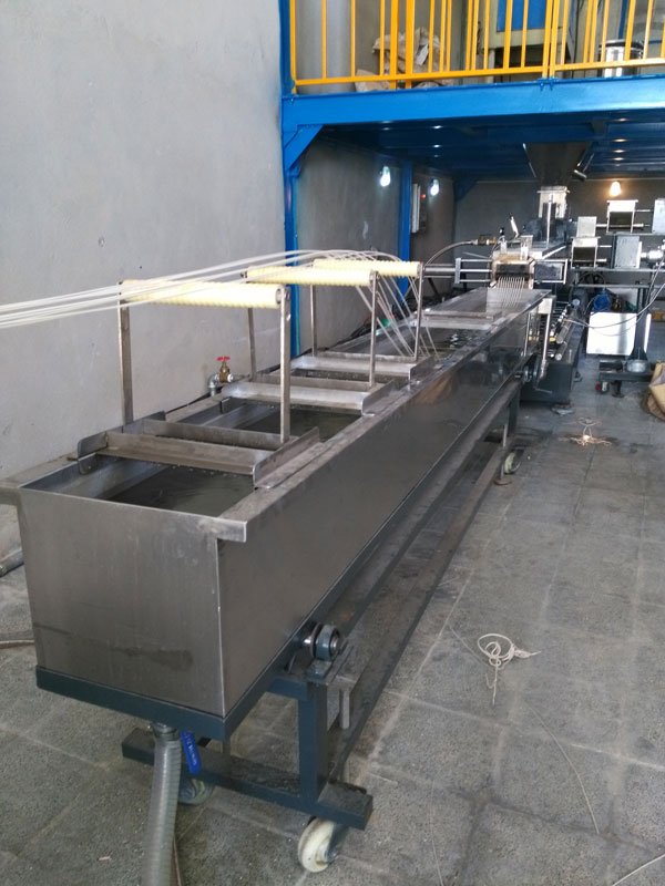 200kg/h Additives Masterbatch Production Line in Iran