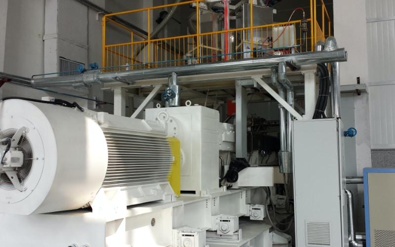 3000kg/h BOPET Film Extrusion Line
