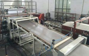 WPC Production Line