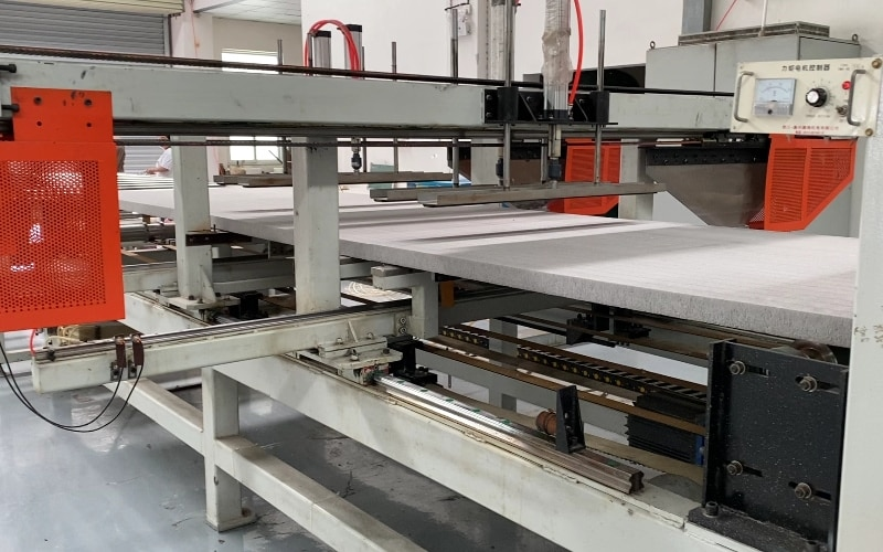 XPS Foam Board Production Lines in Henan