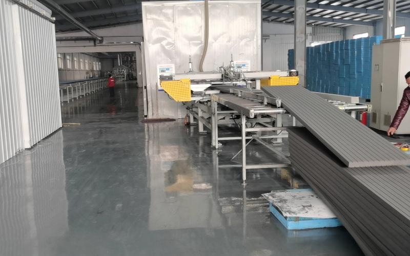 95-250 Graphite XPS Production Line