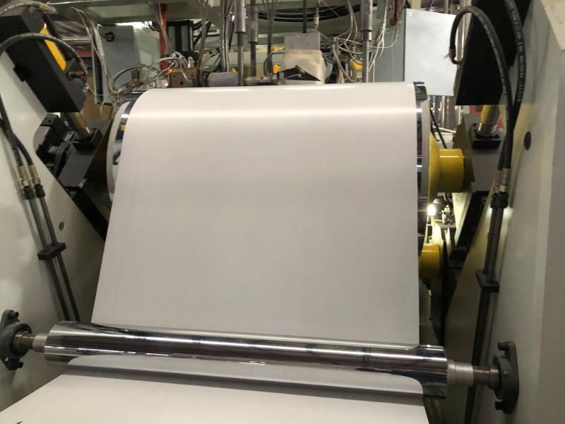 PLA sheet line