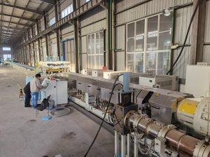 Hangzhou guangwei xps production line