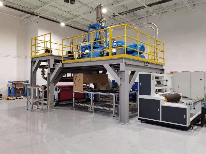 meltblown machine in canada