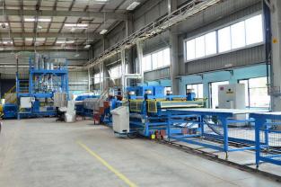 2009_C02 foam XPS production line