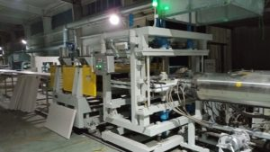 Extruded Polystyrene Machine in Hebei Kangda