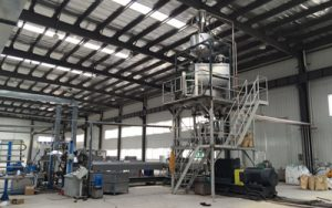 Graphite EPS Beads Production Line