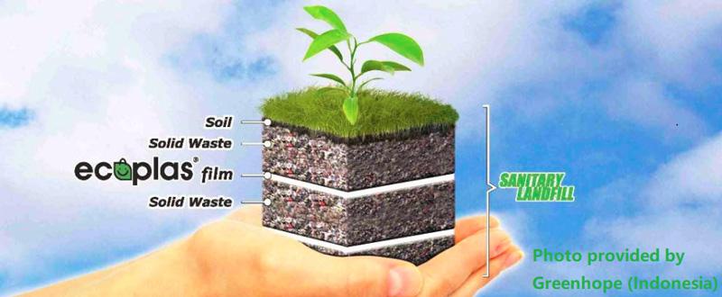 Greenhope Degradable Plastic