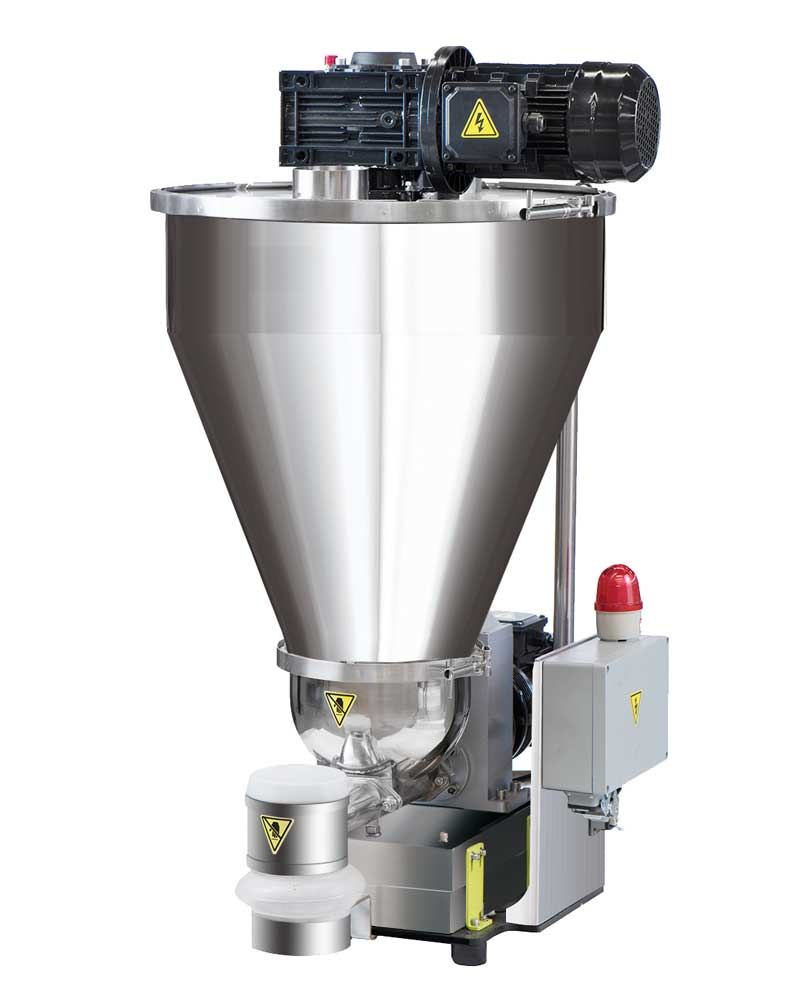 Loss-in-weight Feeder for Powder