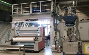 Meltblown Machine in Germany