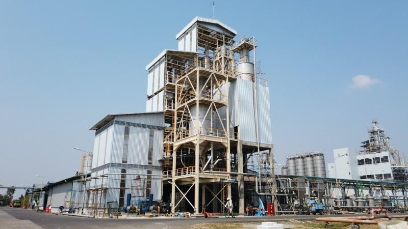 Production Plant Exterior