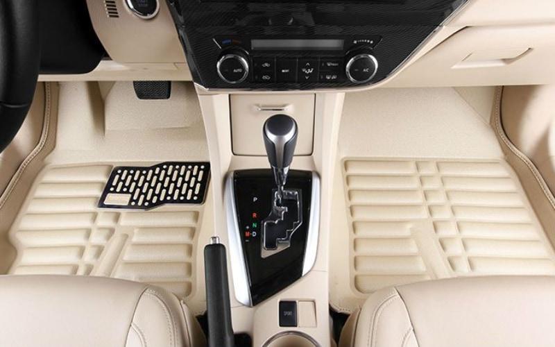 XPE Car Floor Mats
