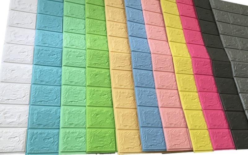 XPE Foam Wall Paper
