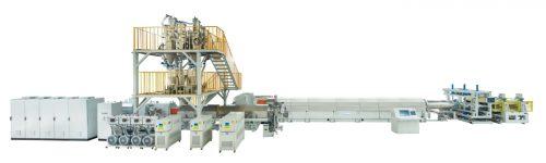 XPS Production Line 2020