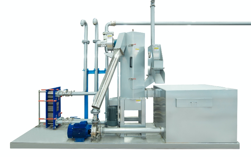 Dewater & Water Circulation System