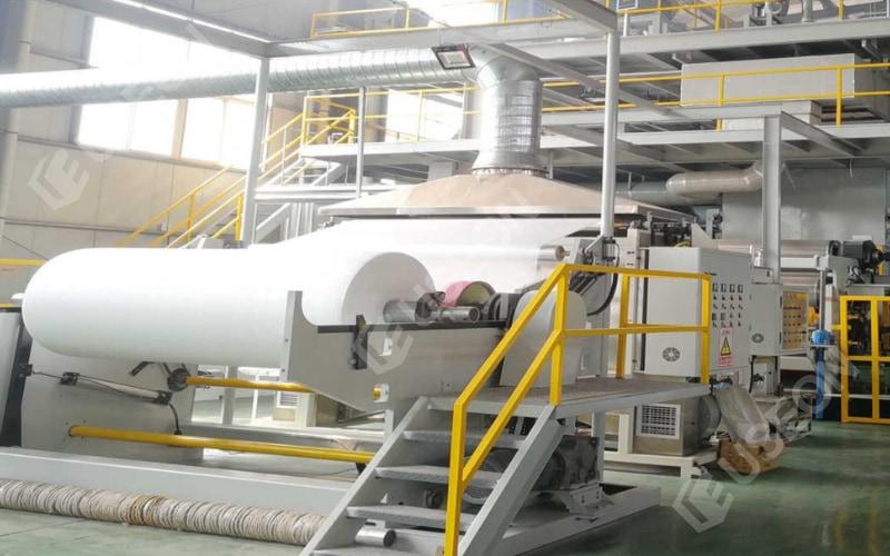 spunbond machine