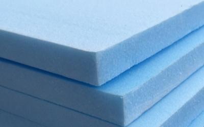 XPS foam insulation boards