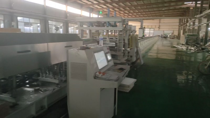 XPS Machine in Shandong Bangdeli