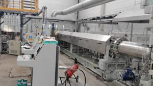 XPS Production Line in Ukraine