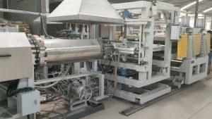 XPS Production Line in Zhengzhou