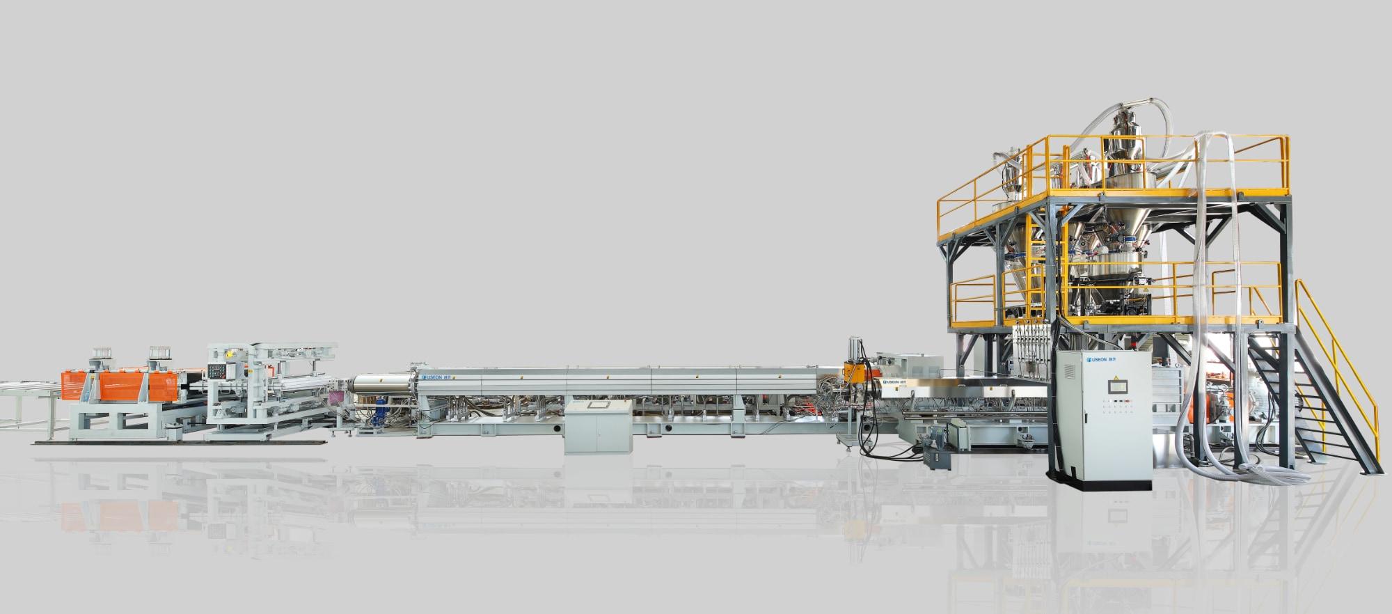 ECOFEL Series CO2 Foam XPS Production Line
