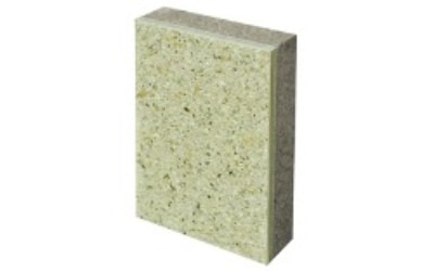 Integrated decoration and insulation boards